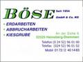 Böse GmbH & Co. KG